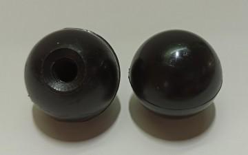 Ручка-шар из термостойкого пластика